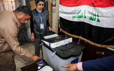 Kurdish Parties in Iraq's Upcoming  Federal Elections: New Electoral Law  and Parties' Strategies